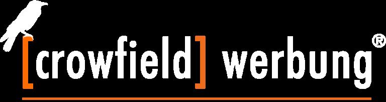 Logo Crowfield Werbung